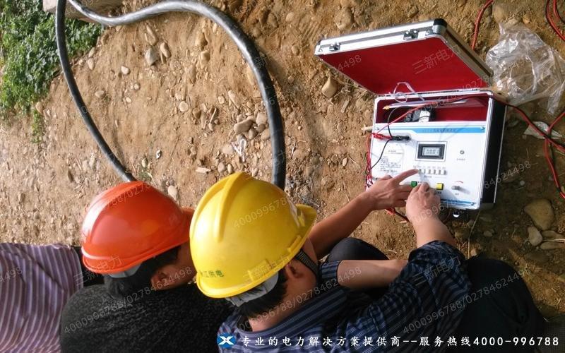 电机绕组等感性试品的直流电阻测量;也可作为